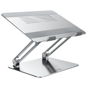 Nillkin ProDeskAdjustable LaptopStand - Aluminiowy stojak pod laptopa (Silver)
