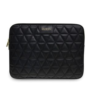 "Guess Quilted Computer Sleeve - Etui na notebooka 13"" (czarny)"