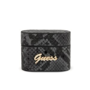 Guess Python Collection - Etui Airpods Pro (czarny)