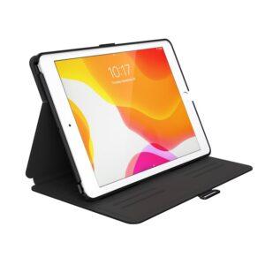 "Speck Balance Folio - Etui iPad 10.2"" 8 (2020) / 7 (2019) z powłoką MICROBAN (Black)"