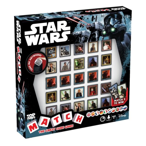 Star Wars - Gra Top Trumps Match