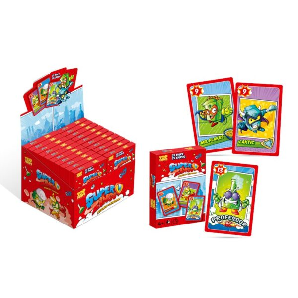 Super Zings - TOP TRUMPS PIOTRUŚ