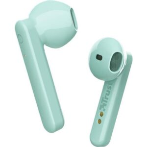 Trust Primo Touch - Słuchawki bezprzewodowe Bluetooth (miętowy)
