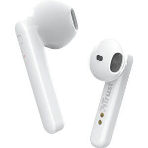 Trust Primo Touch - Słuchawki bezprzewodowe Bluetooth (biały)