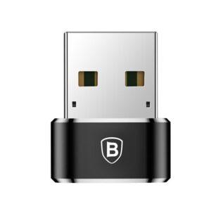 Baseus Adapter USB - przejściowka USB Type-C na USB