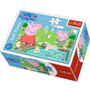 Trefl - Puzzle Peppa Pig Mini 54 ele.