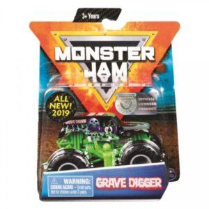 Monster - Auto terenowe - Wybór Losowy