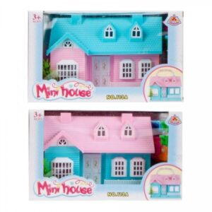 Mega Creativ - Domek dla lalek mini house