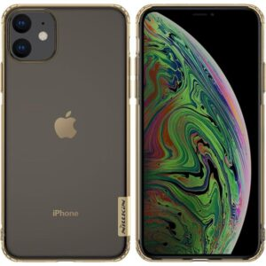Nillkin Nature TPU Case - Etui Apple iPhone 11 (Tawny)