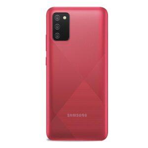 PURO 0.3 Nude - Etui Samsung Galaxy A02s (przezroczysty)