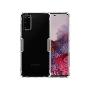 Nillkin Nature TPU Case - Etui Samsung Galaxy S20 (White)