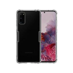 Nillkin Nature TPU Case - Etui Samsung Galaxy S20 (Grey)