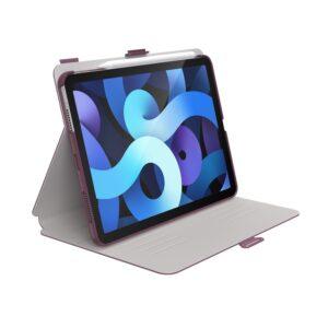 "Speck Balance Folio - Etui iPad Air 4 10.9"" (2020) / iPad Pro 11"" (2020 / 2018) z powłoką MICROBAN w/Magnet & Stand up (Plumberry Purple/Crepe Pink)"