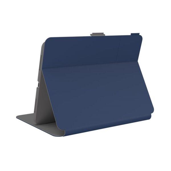 """Speck Balance Folio - Etui iPad Air 4 10.9"""" (2020) / iPad Pro 11"""" (2020 / 2018) z powłoką MICROBAN w/Magnet & Stand up (Arcadia Navy/Moody Grey)"""