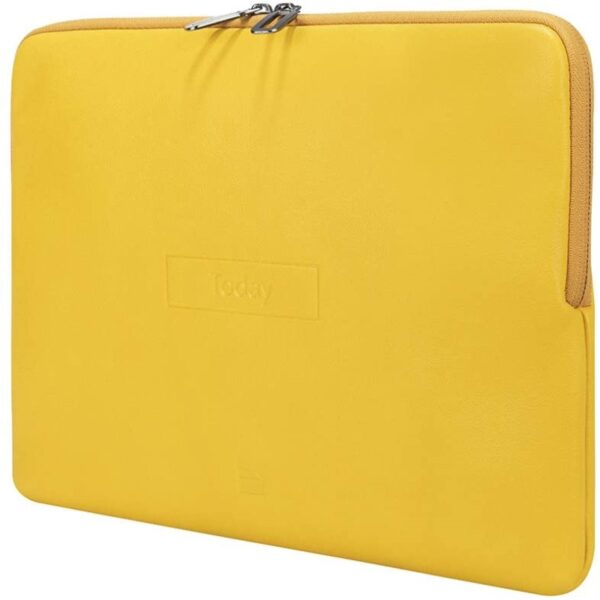 "Tucano Today - Pokrowiec MacBook Pro 13"" (M1/2020-2016) / MacBook Air 13"" (M1/2020-2018) / Laptop 12"" (żółty)"