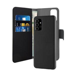 PURO Wallet Detachable - Etui 2w1 Samsung Galaxy A32 5G (czarny)