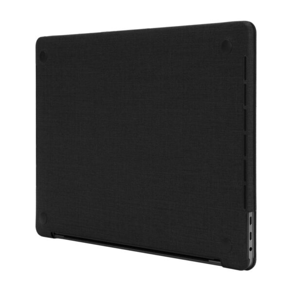 "Incase Textured Hardshell in Woolenex - Materiałowa obudowa MacBook Pro 13"" (M1/2020) (grafitowy)"