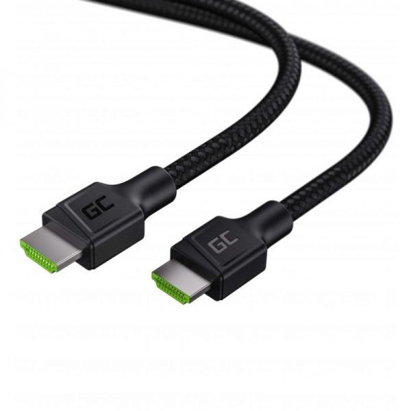 Green Cell StreamPlay - Kabel HDMI - HDMI 2.0b 3m z obsługą 4K 60 Hz