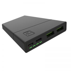 Green Cell PowerPlay10 - Power Bank 10000mAh USB-C 18W PD i 2x USB-A Ultra Charge