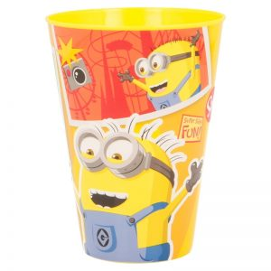 Minions - Kubek 430 ml (żółty)