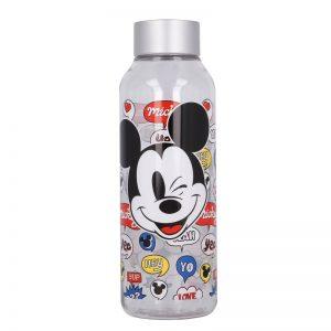 Mickey Mouse - Butelka na wodę z tritanu 660 ml