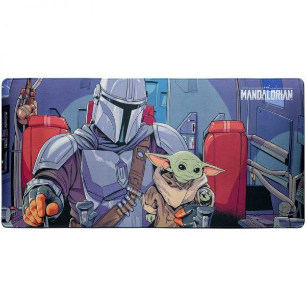 Star Wars - Mata gamingowa / na biurko XXL The Mandalorian