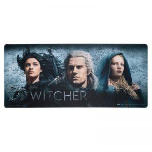 The Witcher - Mata gamingowa / na biurko XXL Wiedźmin