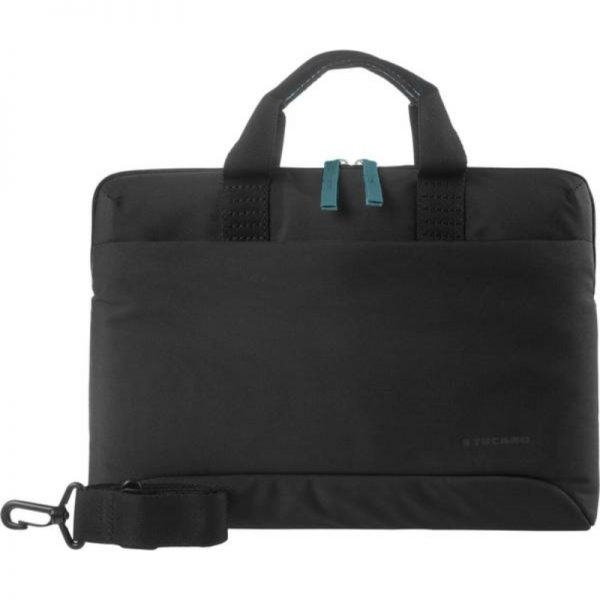 "Tucano Smilza Super Slim Bag - Torba MacBook Pro 16"" / Notebook 15.6"" (czarny)"