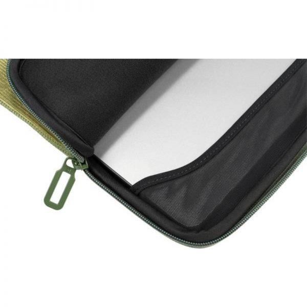 "Tucano Velluto - Pokrowiec MacBook Pro 16"" / Laptop 15.6"" (zielony)"