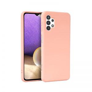 Crong Color Cover - Etui Samsung Galaxy A32 5G (różowy)