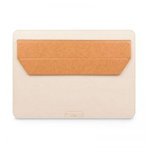 "Moshi Muse 13"" 3-in-1 Slim - Pokrowiec MacBook Pro 13"" / MacBook Air 13"" (Seashell White)"
