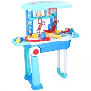 Eddy toys - Zestaw w walizce Gabinet Lekarski