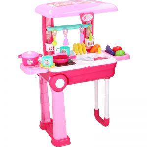 Eddy toys - Zestaw w walizce Kuchnia