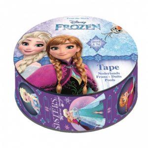Frozen - Taśma klejąca dekoracyjna