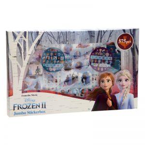 Frozen 2 - Zestaw 575 naklejek