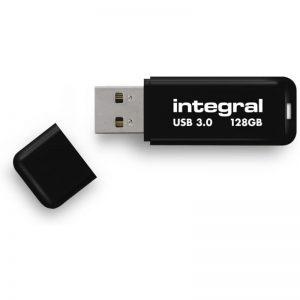 Integral Noir - Pendrive 128GB USB 3.0 (Czarny)