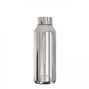 Quokka Solid - Butelka termiczna ze stali nierdzewnej 510 ml (Sleek Silver)