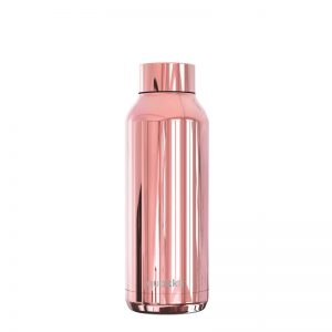Quokka Solid - Butelka termiczna ze stali nierdzewnej 510 ml (Sleek Rose Gold)