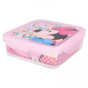 Minnie Mouse - Lunchbox / hermetyczne pudełko śniadaniowe 750ml